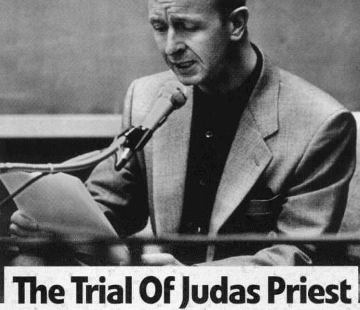 Judas Priest Trial