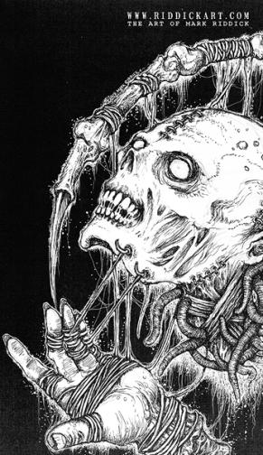 Mark Riddick Illustration