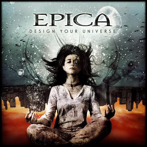 "Epica's latest studio album ""Design Your Universe"""
