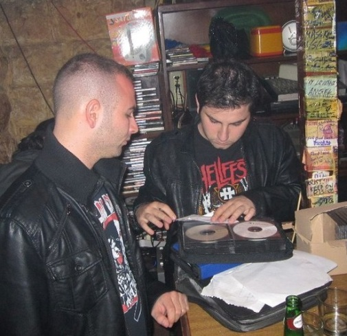Ziad and Anthony from Kaoteon