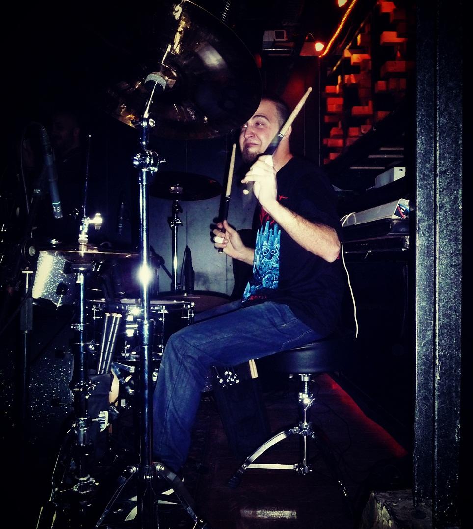 Drummer | Bachir Ramadan