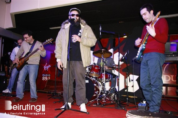 Virgin Radio - Battle of The Bands