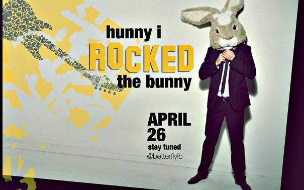 Hunny, I Rocked the Bunny