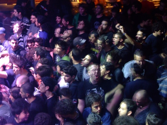 Lebanese Crowd (1)