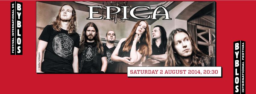 Epica Live in Lebanon 2014 (2)