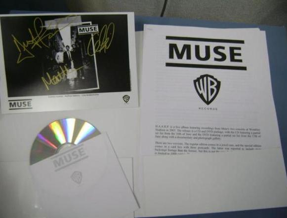MUSE Press Kit