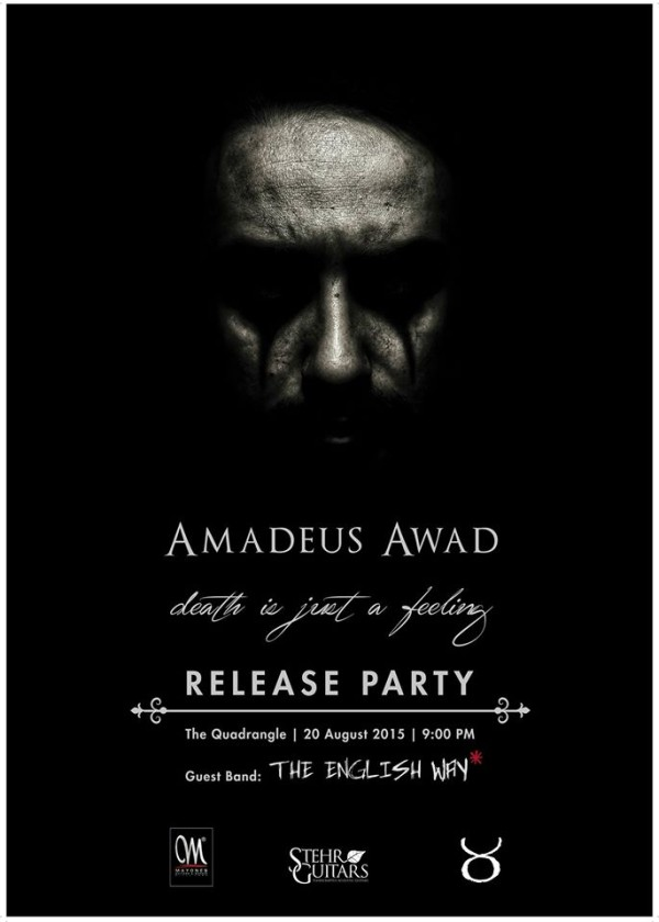 Amadeus-Awad-Release Party