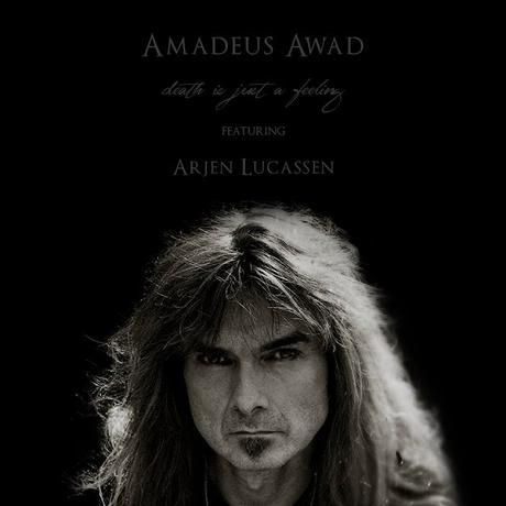 Arjen Lucassen featured on death is just a feeling