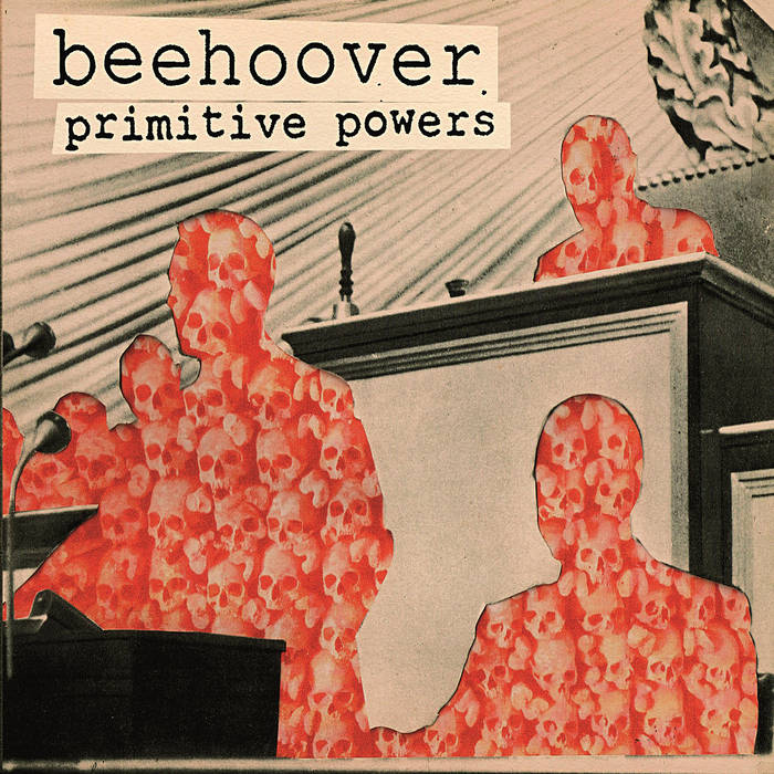 Primitive Powers album cover