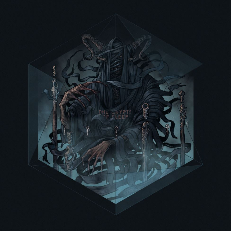 """The Crypts of Sleep"" album cover"