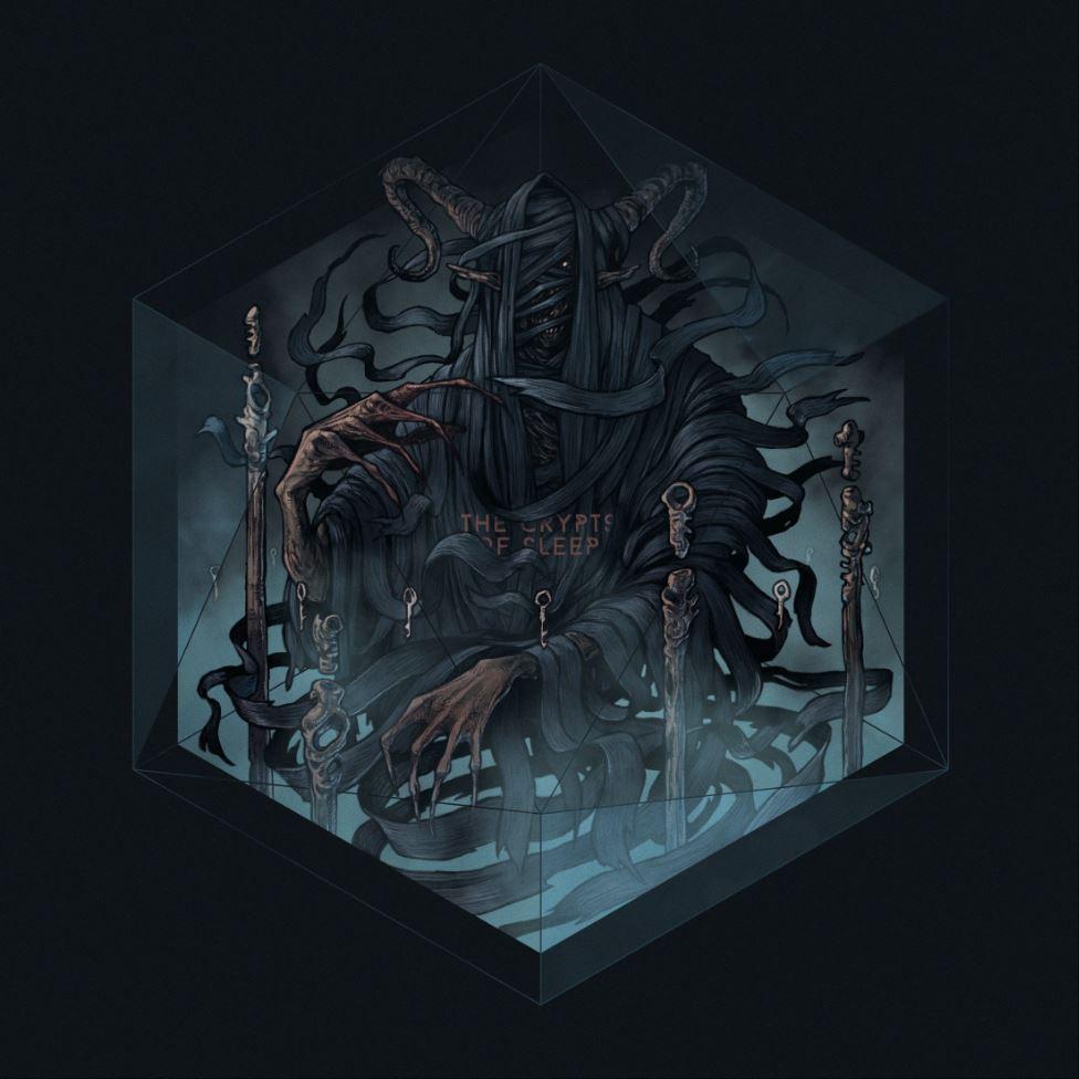 """The Crypts of Sleep"" album cover"